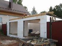 Строительство гаражей под ключ. Новоалтайские строители.