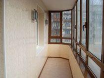 Ремонт балкона в Новоалтайске. Ремонт лоджии