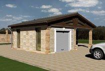 Строительство гаражей в Новоалтайске и пригороде, строительство гаражей под ключ г.Новоалтайск