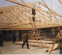 Строительство крыш в Новоалтайске и пригороде