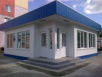 Строительство магазинов в Новоалтайске и пригороде