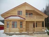 Строительство домов из бруса в Новоалтайске. Нами выполняется строительство домов из бруса, бревен в городе Новоалтайск и пригороде